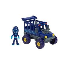 Veiculos PJ Masks - Night Ninja Bus - Multikids -