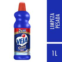 Veja Gold Limpeza Pesada Original 1L -