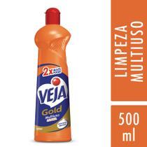 Veja Gold Multiuso Laranja Squeeze 500ml -