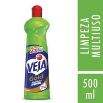 Veja Gold Multiuso Maca Verde Squeeze 500ml -