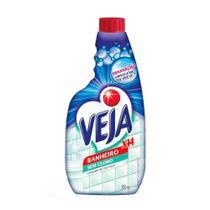 Veja X14 Limpa Banheiro Refil 500ml - Embalagem com 12 Unidades -