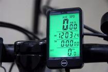 Velocimetro Bicicleta Touch Sem Fio Wireless Pronta Entrega - Sunding