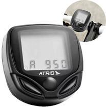 Velocímetro Ciclocomputador Atrio Para Bicicleta Botões 16 Funções Monitoramento Suporte Bateria Relógio Novo -