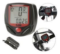 Velocímetro Digital 14 Funções Para Bike Computador de Bordo - Luatek