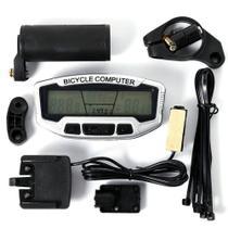 Velocímetro Digital Para Bicicleta Com 28 Funções Odômetro - 3ply
