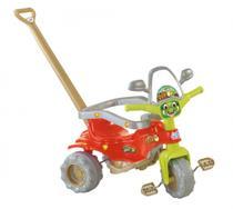 Velotrol Infantil Ticotico Dino Empurrador Haste Segurança - Magic Toys