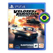 Velozes e Furiosos: Encruzilhada - Bandai Namco Games