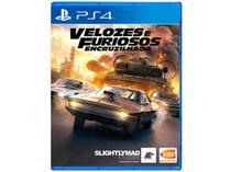 Velozes e Furiosos: Encruzilhada para PS4 - Slightlymad Studios