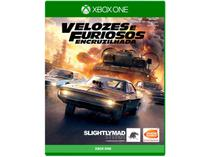 Velozes e Furiosos: Encruzilhada para Xbox One - Slightlymad Studios
