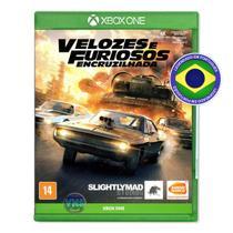 Velozes e Furiosos: Encruzilhada - Xbox One - Bandai Namco Games