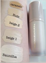 Velvet skin baunilha mari maria - base e corretivo matte -