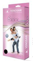 Venosan 6000 Meia Calça 20/30 mmHg Ponteira Aberta Unissex Bege -