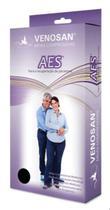 Venosan AES Anti Trombo Esteril Panturrilha 18 mmHg  Unissex Branca -