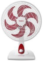 Imagem de Ventilador de Mesa Mondial Premium Red 6 pás 30cm - V-36-6P