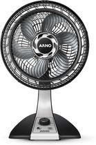 Ventilador Arno Silence Force VF30 - Preto/Prata - 110V -