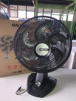 Ventilador de 40cm 6 pas Turbo Silencioso e Potente Mallory -