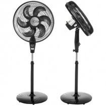 Ventilador de Coluna Mallory 40cm Delfos TS+ 95W, Preto-220V -