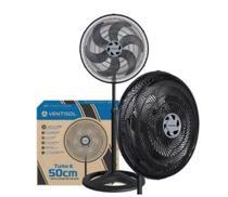 Ventilador de Coluna Ventisol Voc Turbo 6 - 50cm 3 Velocidades - 110v -
