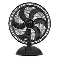 Ventilador de Mesa 50cm Arno Ultra Silence Force VD50 126W com 3 Velocidade e 6 Pás Preto 127V - Casa & Video