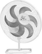 Ventilador de Mesa Oscilante 40cm Free Branco Bivolt Grade Metal - Venti delta
