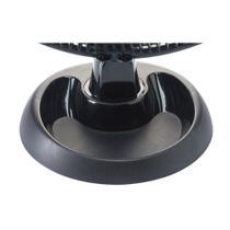 Ventilador de Mesa Turbo Eco Ventisol 30 cm Hélice 6 Pás 45W - Preto -