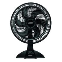 Ventilador de Mesa Turbo Force VF49 40CM Arno Preto VE3224B1 110V -
