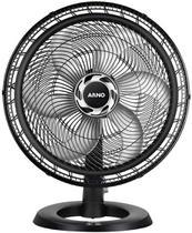 Ventilador de Mesa Turbo Silencio VF50 50cm 126W Arno Preto - 110V -