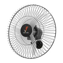 Ventilador De Parede 60cm Ventidelta Ventura Preto Bivolt -