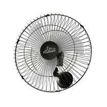 Ventilador De Parede Oscilante Preto 60Cm Bivolt Premium Venti-Delta -