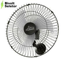 Ventilador de Parede Oscilante Venti-Delta 60 Cm Bivolt Grade em Aço - Venti delta