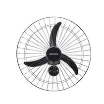 Ventilador de Parede Oscilante Ventisol Preto 60 cm Bivolt - Denso