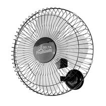 Ventilador de Parede Venti-Delta Premium 50cm Preto Bivolt -
