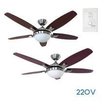 Ventilador de Teto Hunter Contempo 220V St50016 -