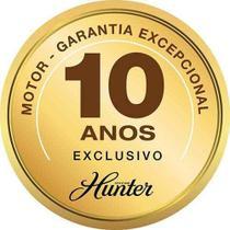Ventilador de Teto Hunter Contempo Branco Com Controle Remoto 127v - Hunter fan