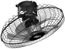 Ventilador de Teto Loren Sid Turbo Orbital Wind M2 - 6 Pás Giro 360º 50cm