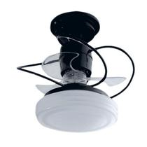 Ventilador de Teto Treviso Bali Preto -