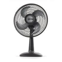 Ventilador Mallory 30 Cm Eco Ts Preto Silencioso -