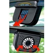 Ventilador Para Carros Energia Solar Automotivo Janela Carro (BSL1911) - M&C