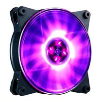 Ventoinha (Cooler) - 12cm - Cooler Master MasterFan Pro 120 Air Balance RGB MFY-B2DN-13NPC-R1 -