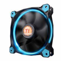 Ventoinha (Cooler) - 12cm - Thermaltake Riing 12 - Led Azul - CL-F038-PL12BU-A -