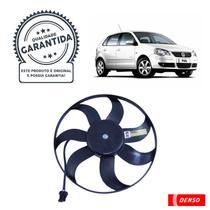 Ventoinha Denso (Motor e Hélice) BC261476-0050RC VW Polo, Fox, Gol - Cód.5754 -
