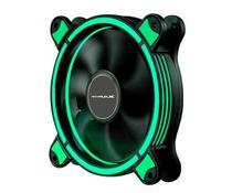 Ventoinha Mymax Spectrum 120mm LED Verde, MYC/FC-SP12025/GR -