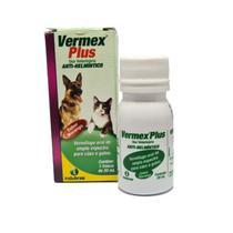 Vermex plus 20 ml - Indubras