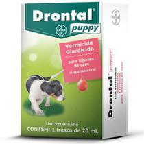 Vermífugo Drontal Puppy - Bayer