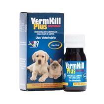 Vermífugo VermKill Plus Suspensão 20ml - Labovet