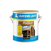 Verniz 3,6L Brilhante Polikol Imbuia Sb2319.4951 Sayerlack -