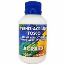 Verniz Acrílico Fosco 100ml Acrilex -