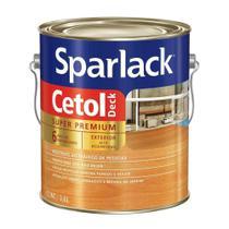 Verniz Cetol Deck Natural Sparlack SemiBrilho 3.6 litros - Coral -