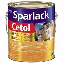 Verniz Cetol Mogno Brilhante Sparlack  Externo / Interno 3,6 Litros -
