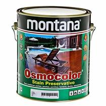Verniz Osmocolor Stain Castanho Uv Deck 3,6lts - Montana